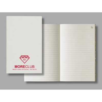 Appeel® Medio Staple-Stitched Journal
