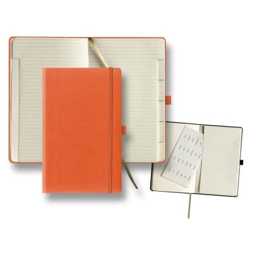 Castelli Tucson Ivory Tabbed Journal