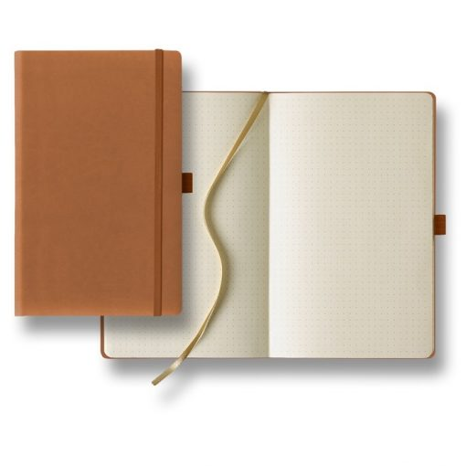 Castelli Tucson Medium Dots Ivory Journal