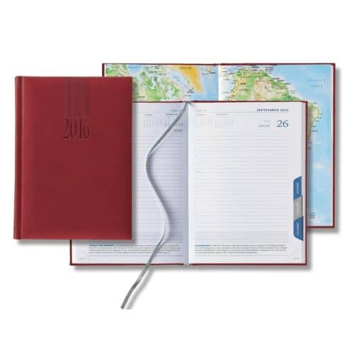 Castelli Tucson Mid-Size Tabbed Daily Planner