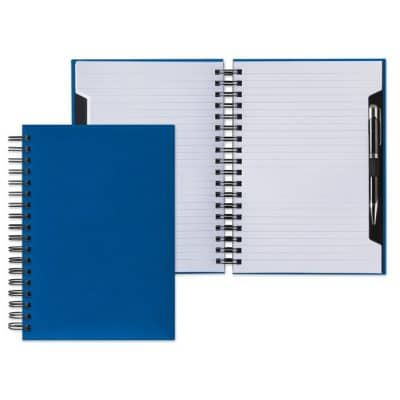 Castelli Tucson Scribe Wire Journal w/Pen