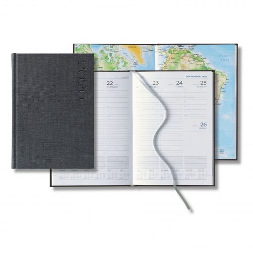 Castelli 2020 Nature Mid-Size Weekly Planner
