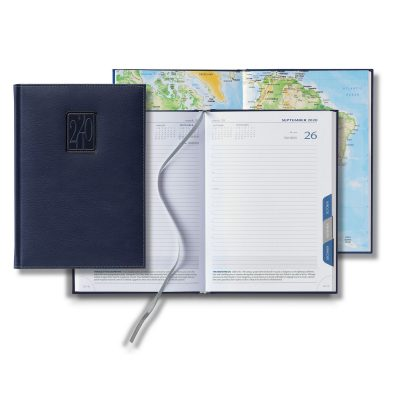 Castelli 2020 Panama Mid-Size Tabbed Daily Planner