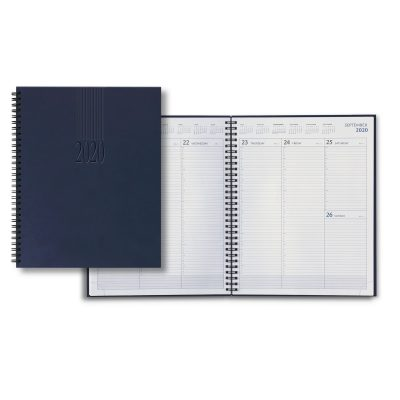 Castelli 2020 Tucson Large Desk Wire Weekly Planner