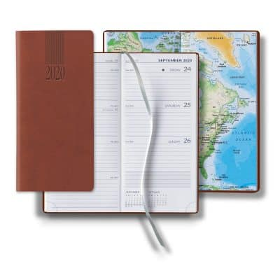Castelli 2020 Tucson Pocket Upright Weekly Planner